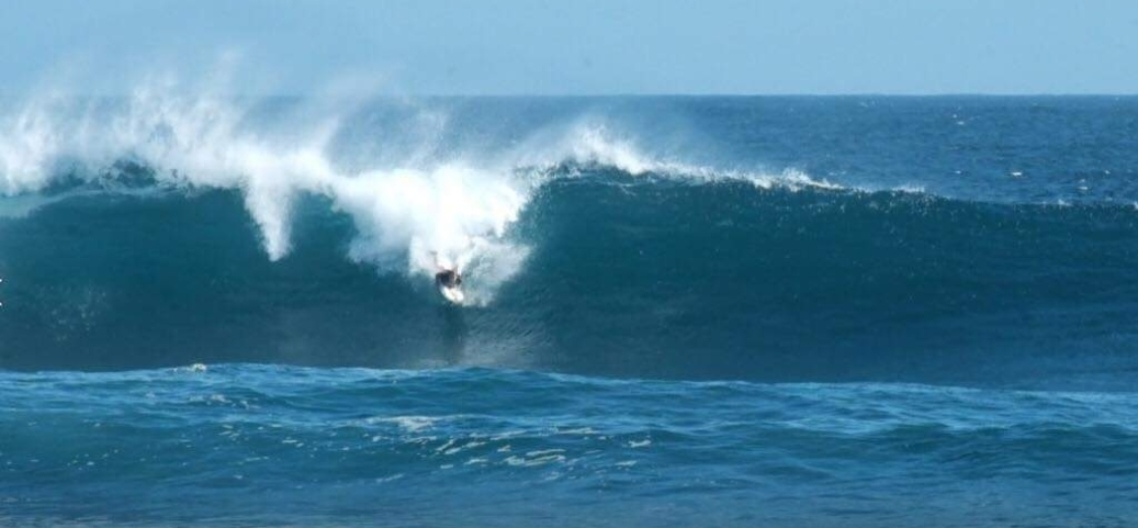 Luke Irwin Surfmat Phileas Project Indonesia