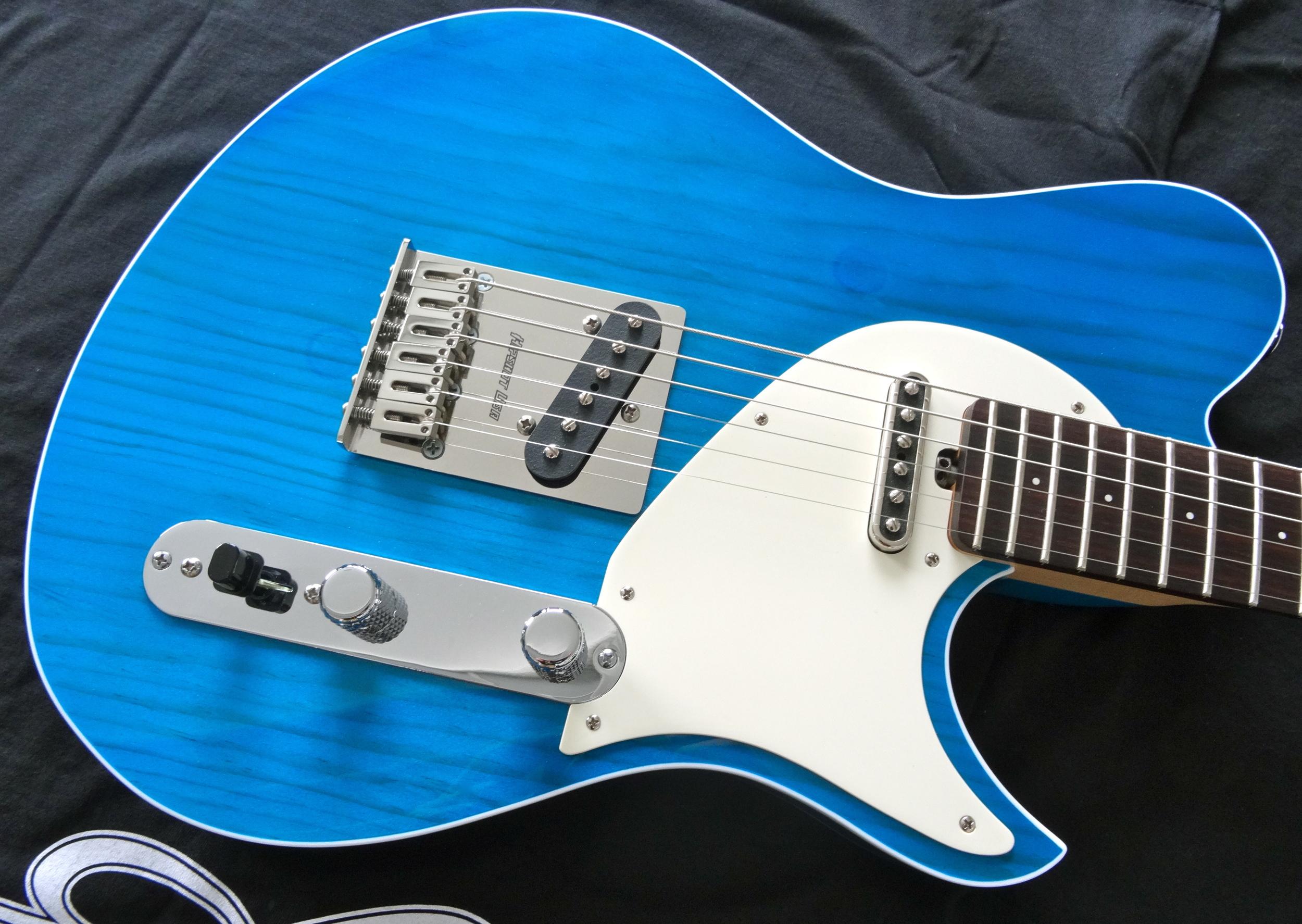 Hawaiian Blue Pine Speedster  NEW!   $2750