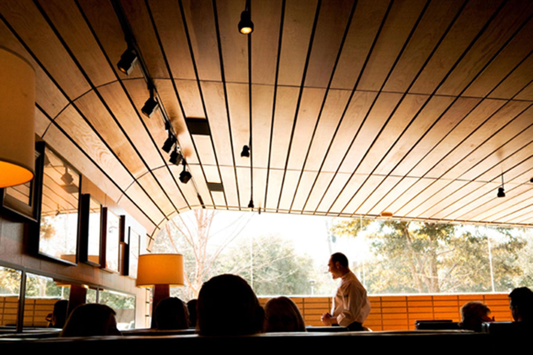 R+D Kitchen - Restaurant Audio System Integration - Paul Dexter