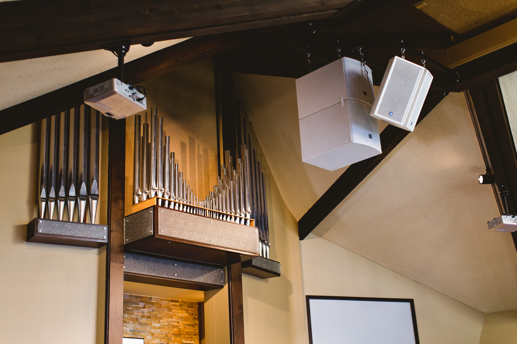 Grace Hills Church - Audio Integration