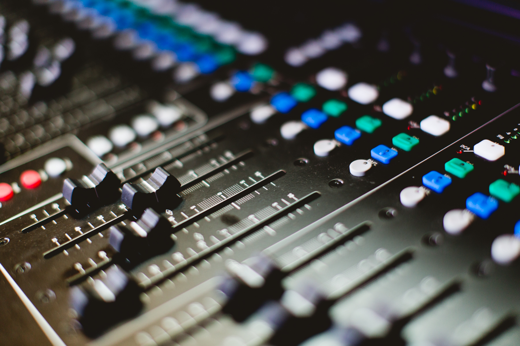Grace Hills Church - Audio Mixing System