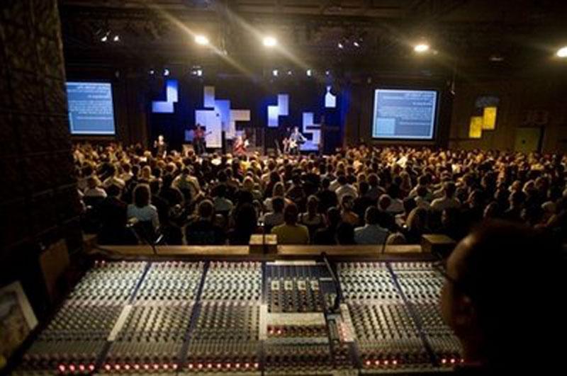 Rock Harbor Church - Audio Video Integration
