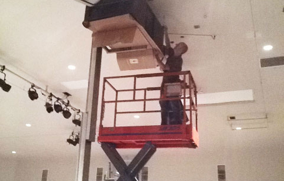 Life Bible Fellowship - Audio System Installation