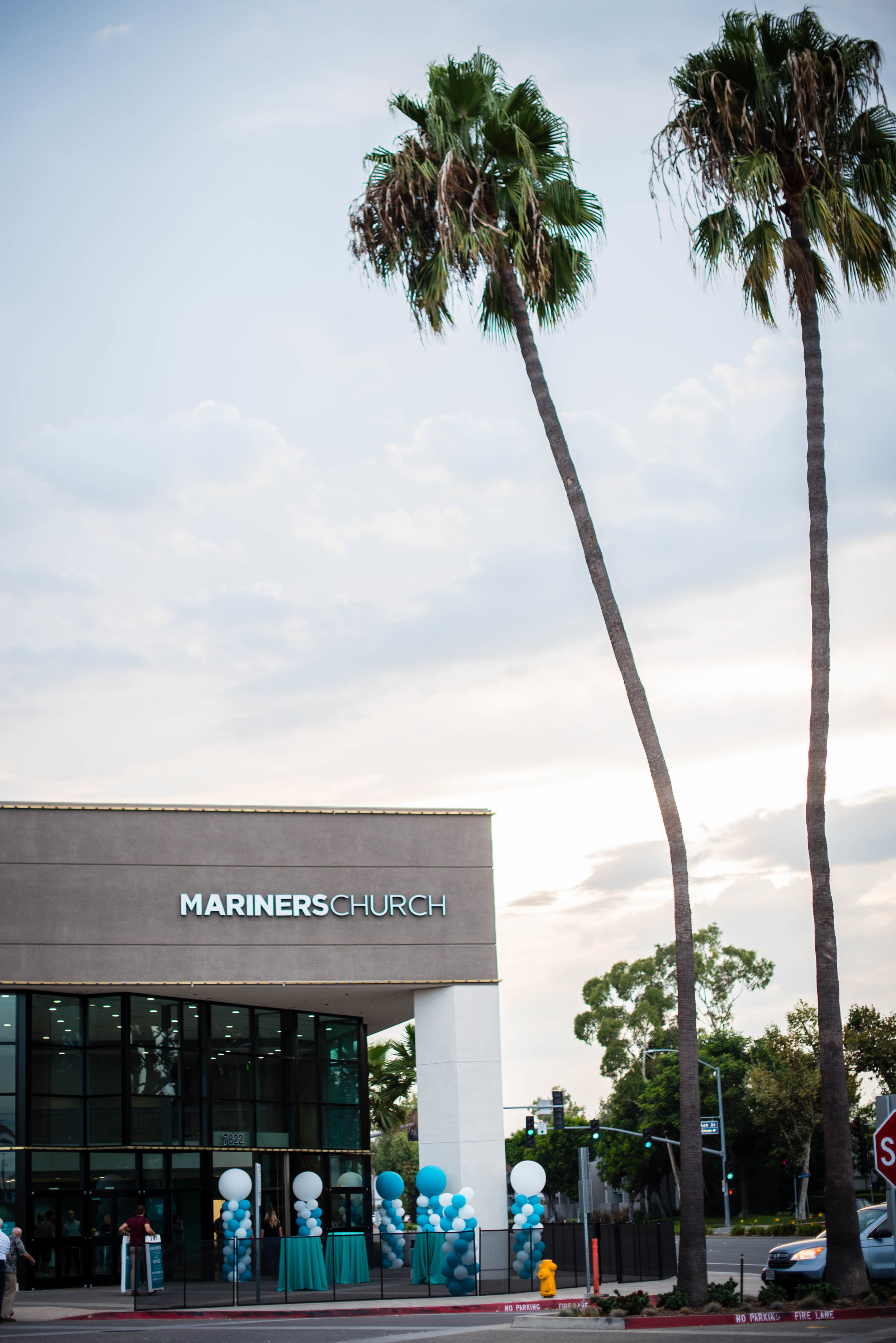 MARINERS CHURCH   Huntington Beach,, CA