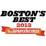 Boston's Best Pizzeria - Improper Bostonian 2013