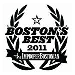 Boston's Best Pizza - Improper Bostonian 2011