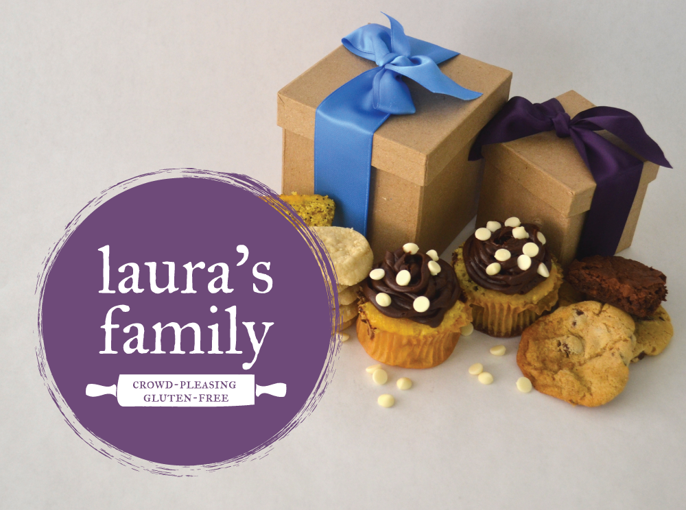 Laura's Family Gluten-Free - Main Page with Logo