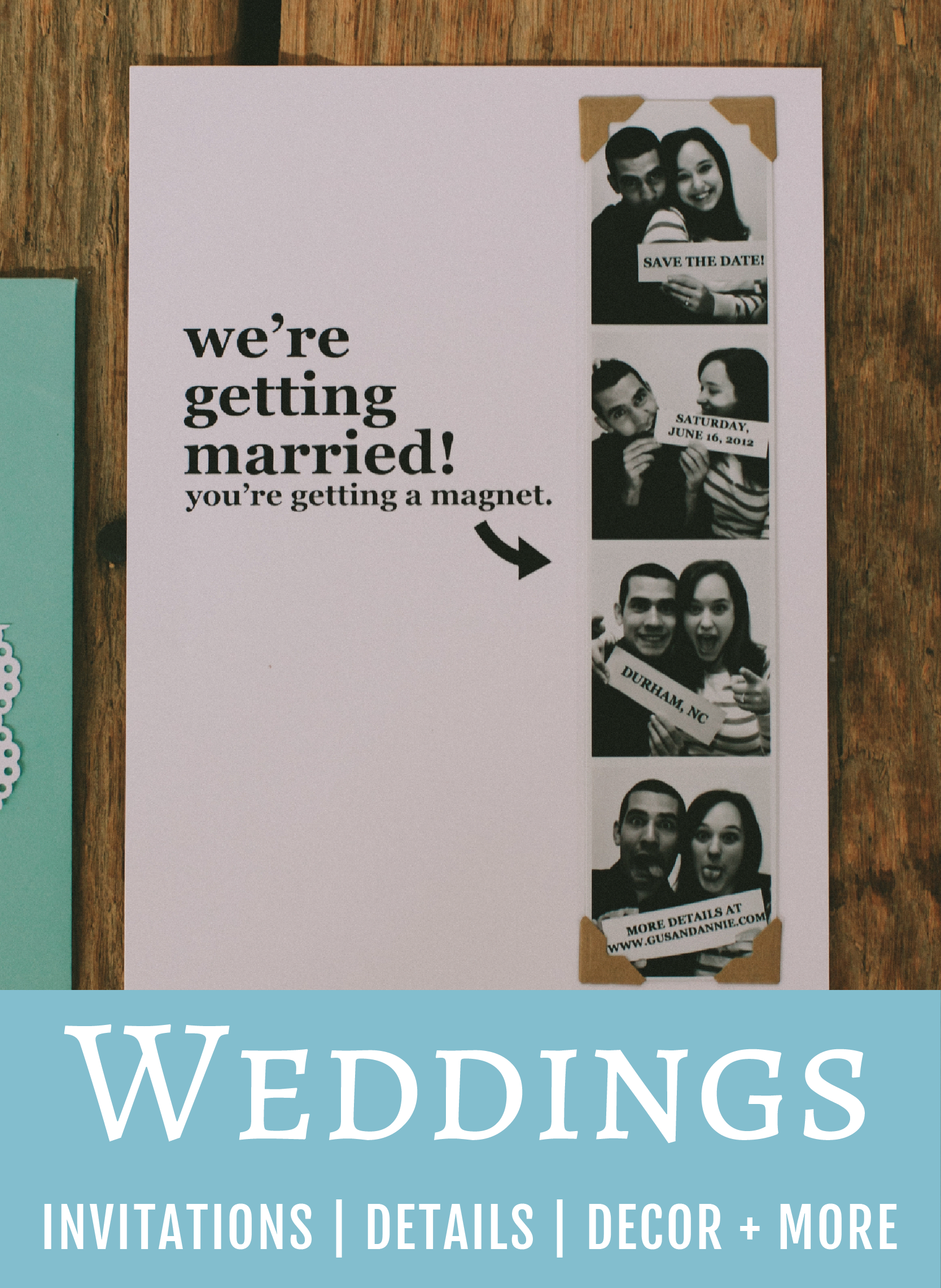Greatest Story Weddings: Invitations, Details, Decor and More For Weddings Based On Your Love Story
