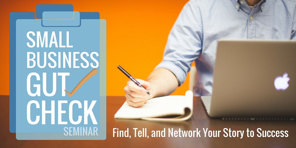 Small Business Gut Check | Free Seminar for Raleigh-Durham Small Businesses
