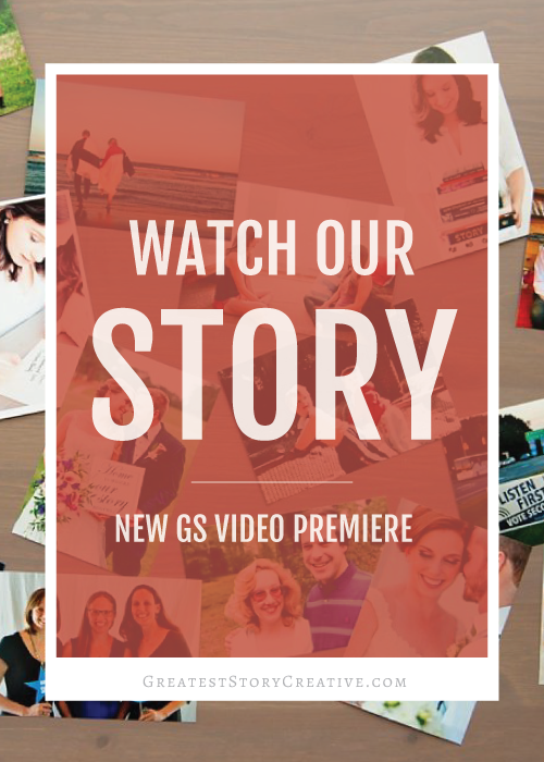 Discover What We Do at Greatest Story Creative | New Video