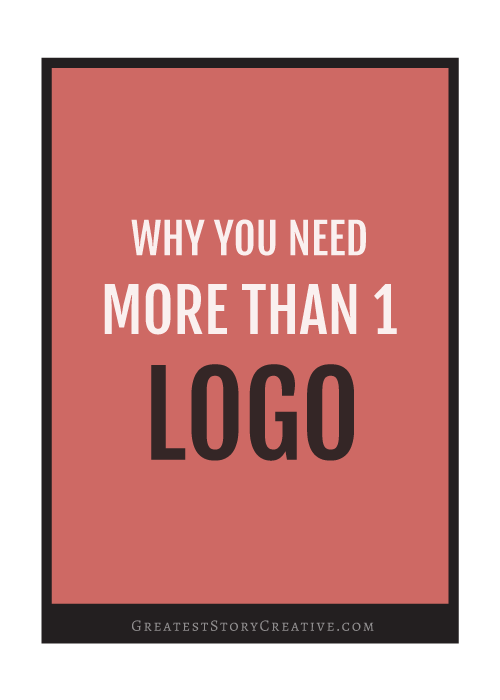 The Logo Variations Your Small Business Needs | Greatest Story Creative