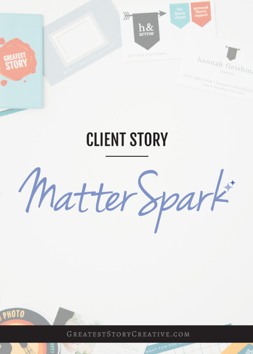BusinessNaming_Matterspark by Greatest Story Creative