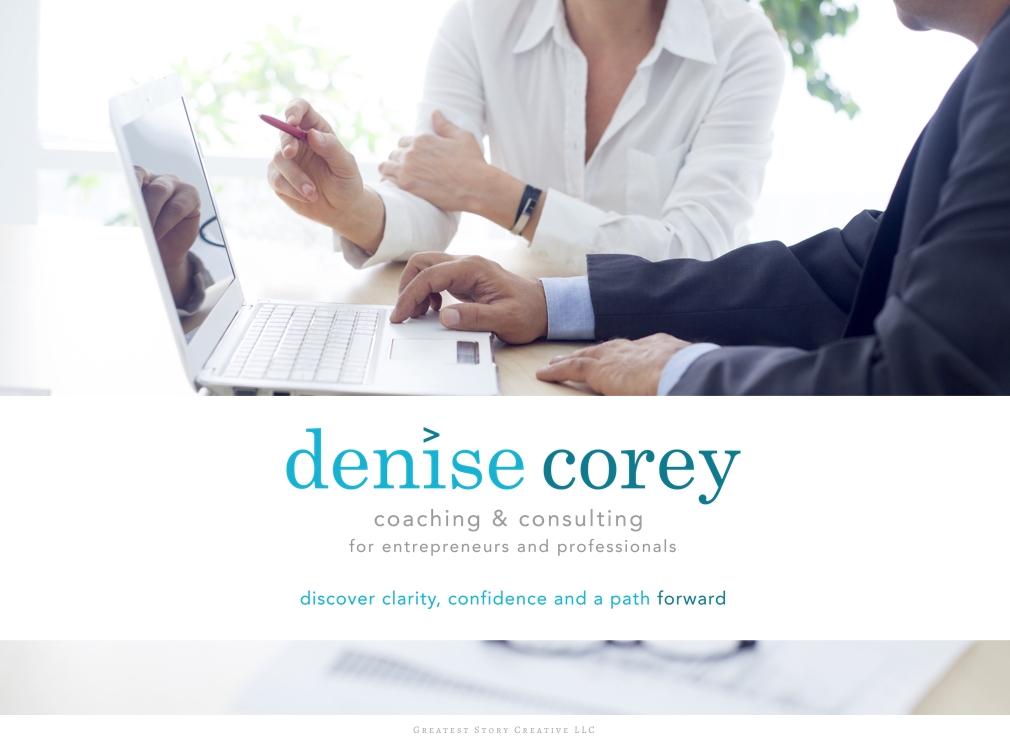 DeniseCorey_NewLogowithTaglines