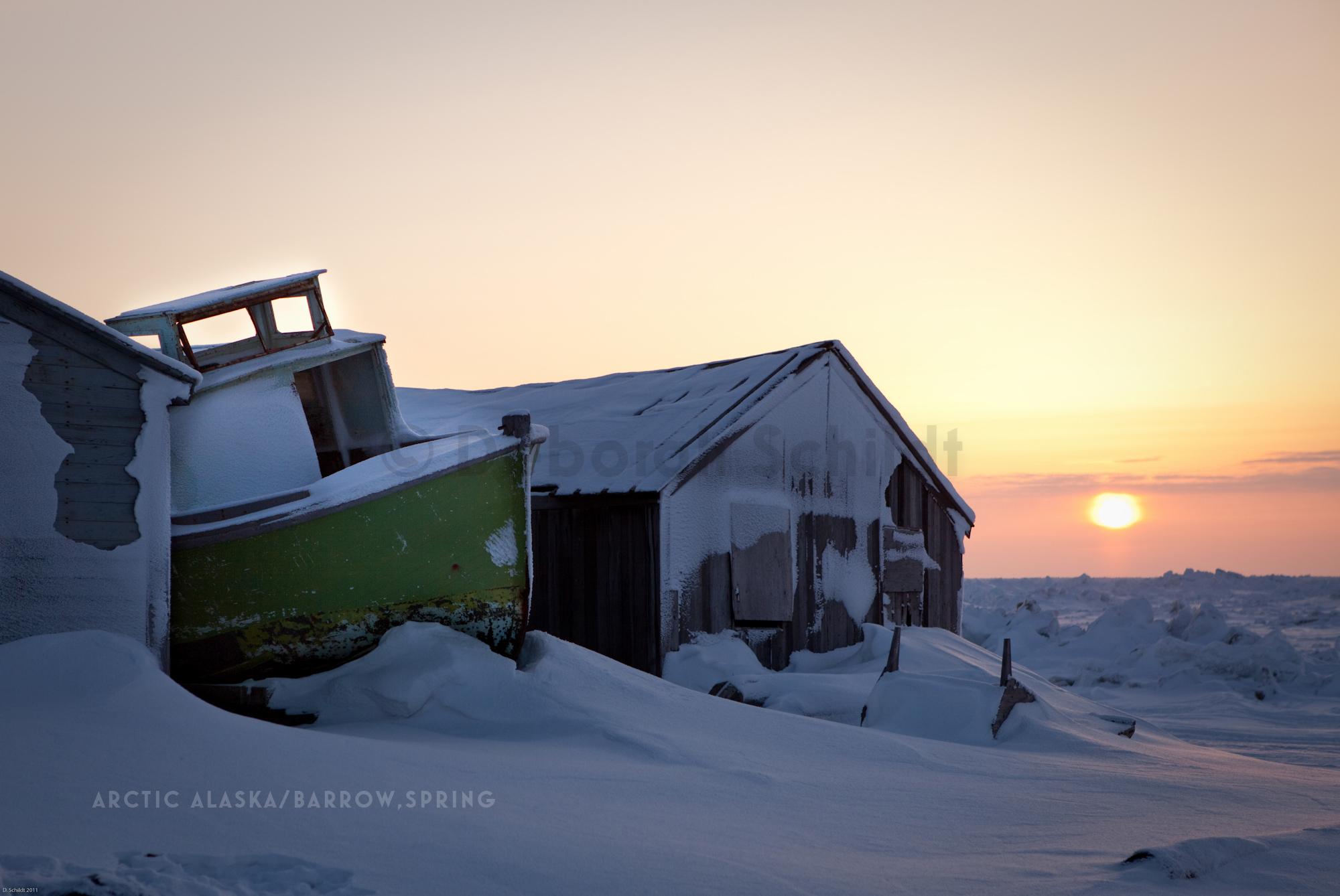 CT11. Arctic Alaska:Barrow, spring.jpg