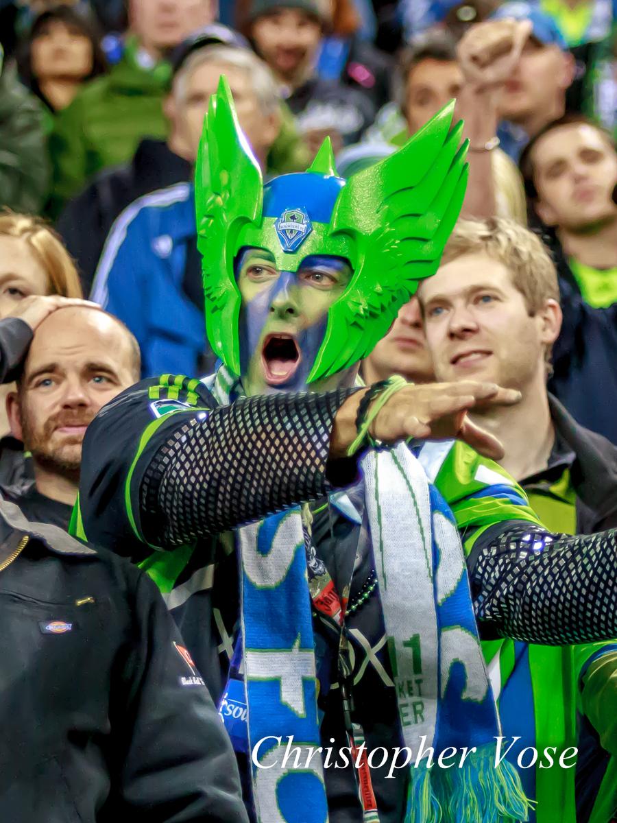 2013-10-09 Seattle Sounders FC Supporter 2.jpg