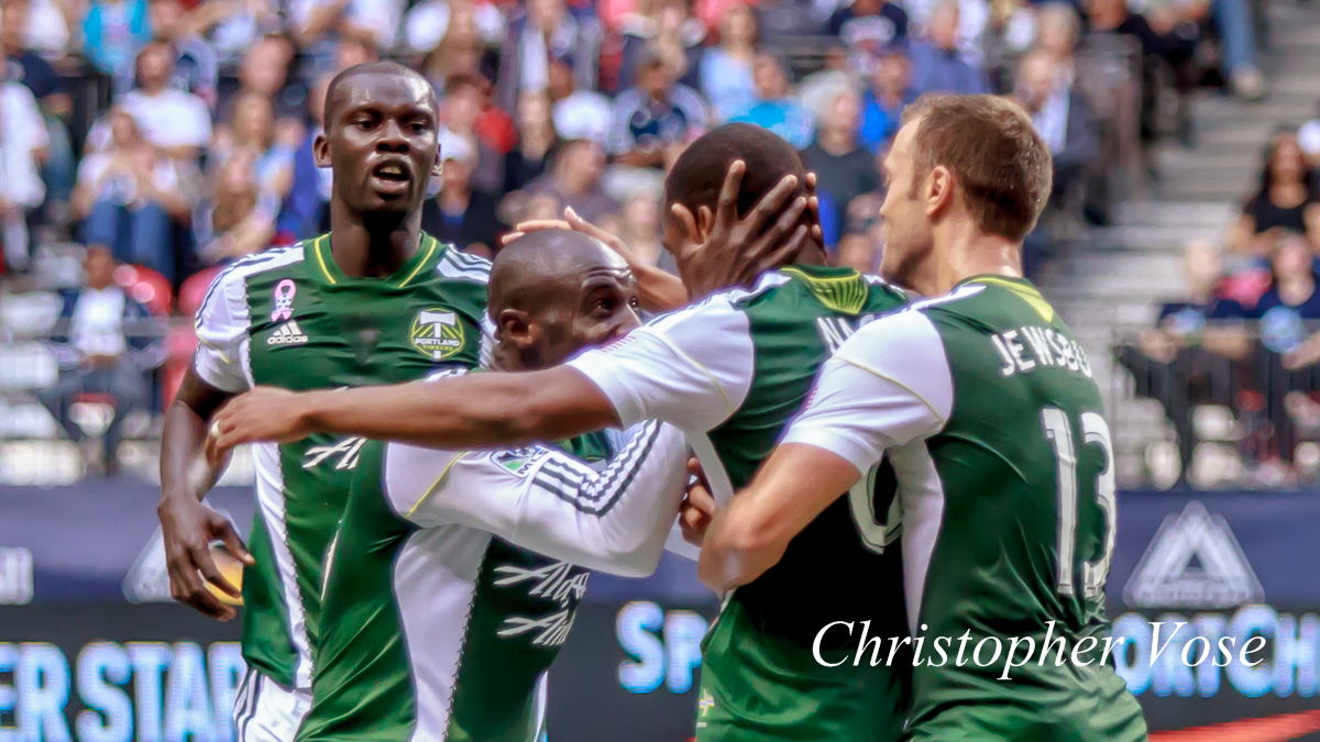 2013-10-06 Darlington Nagbe Goal Celebration 1.jpg