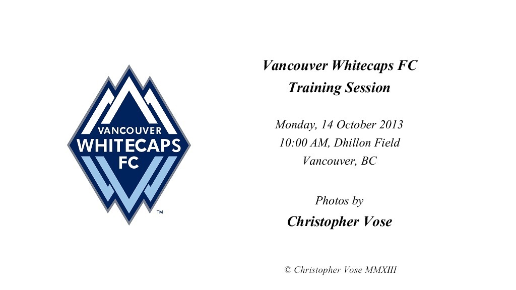 2013-10-14 Vancouver Whitecaps FC Training Session.jpg
