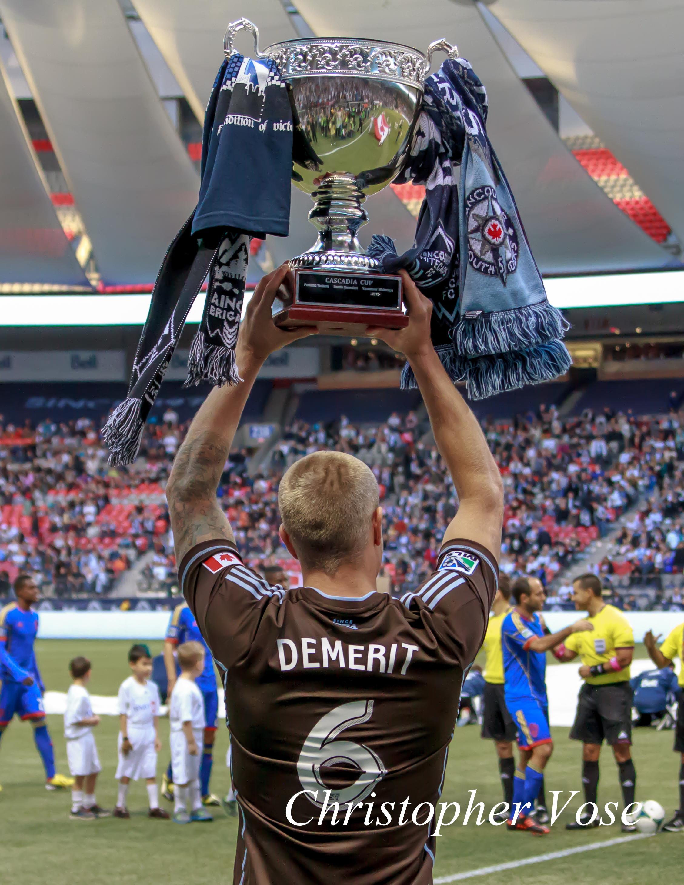 2013-10-27 Cascadia Cup and Jay DeMerit.jpg