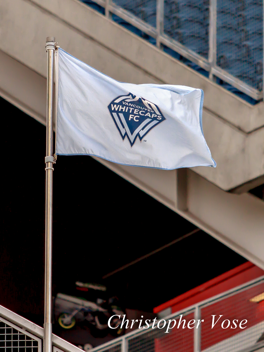 2013-07-11 Vancouver Whitecaps FC Flag.jpg