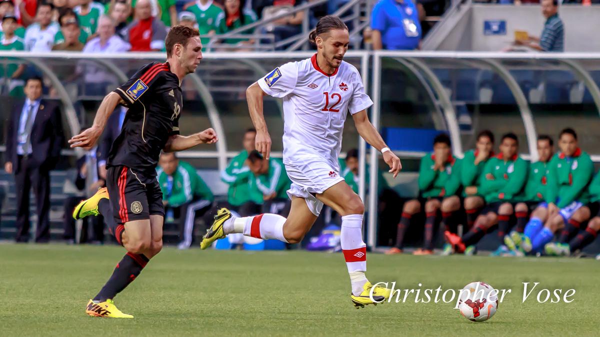 2013-07-11 Miguel Layún and Issey Nakajima-Farran 1.jpg