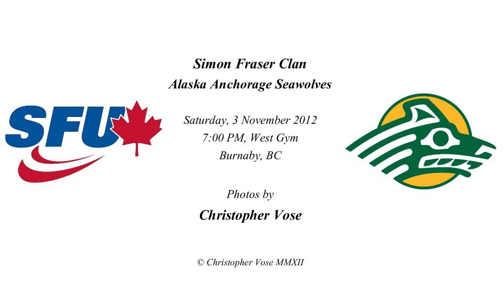 2012-11-03 Round 21; Simon Fraser Clan v Alaska Anchorage Seawolves.jpg