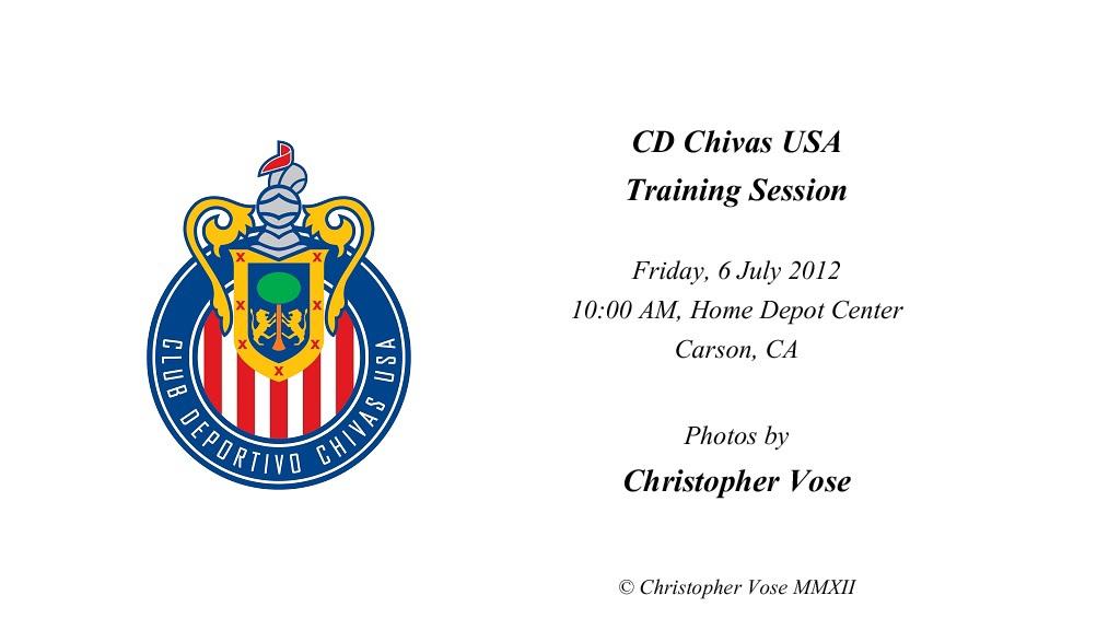 2012-07-06 CD Chivas USA Training Session.jpg