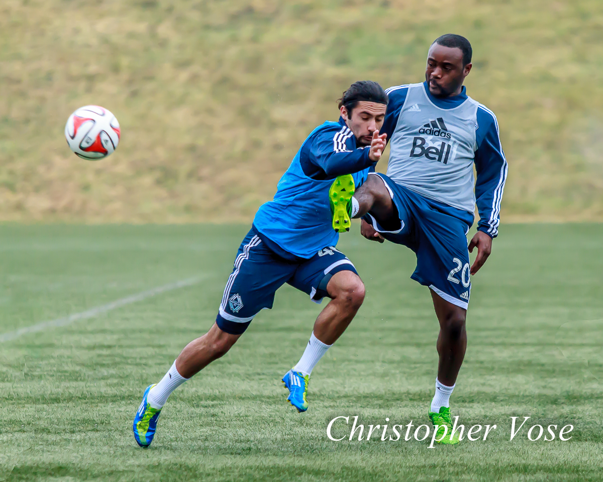 2014-01-28 Adam Mena and Nigel Reo-Coker.jpg