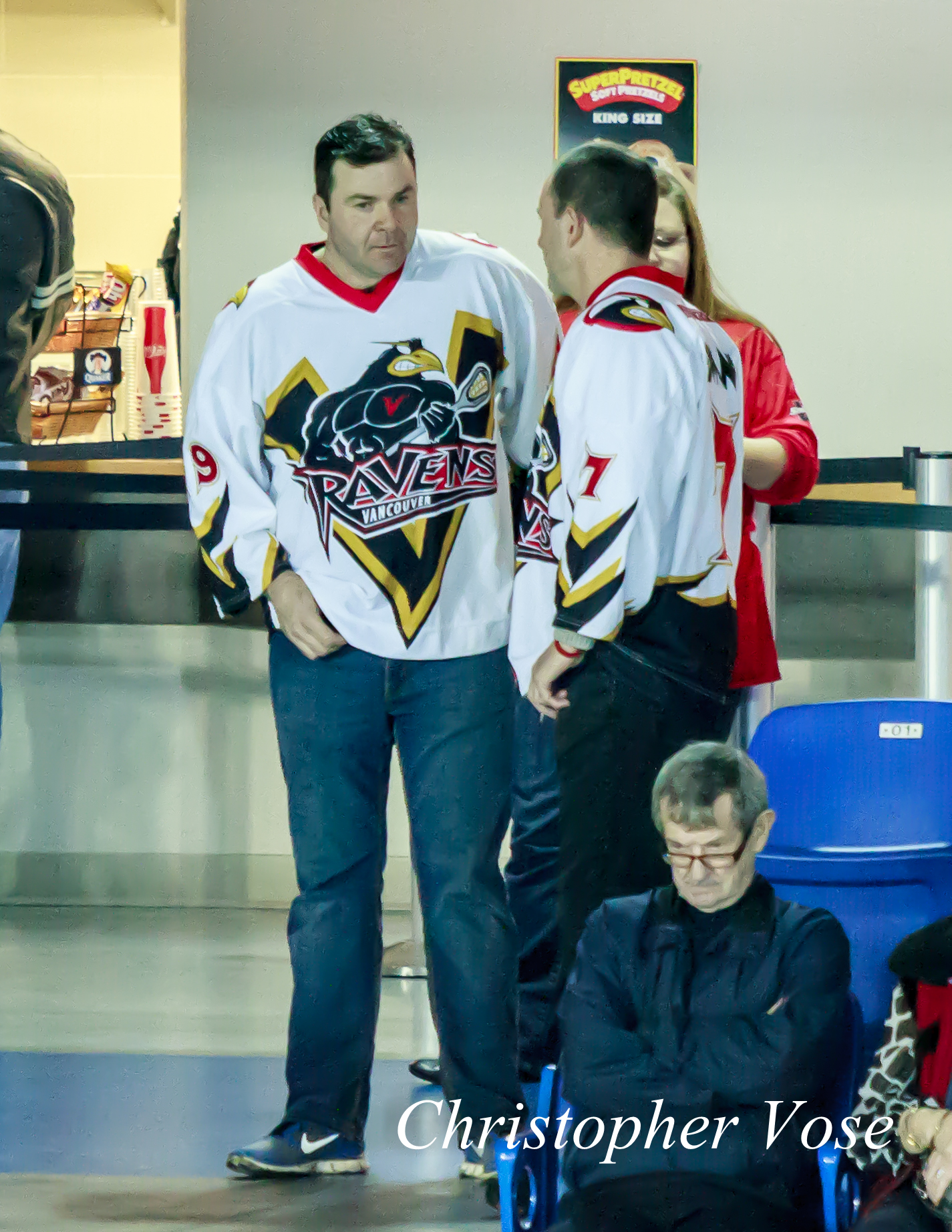 2014-01-17 Vancouver Ravens Supporters.jpg