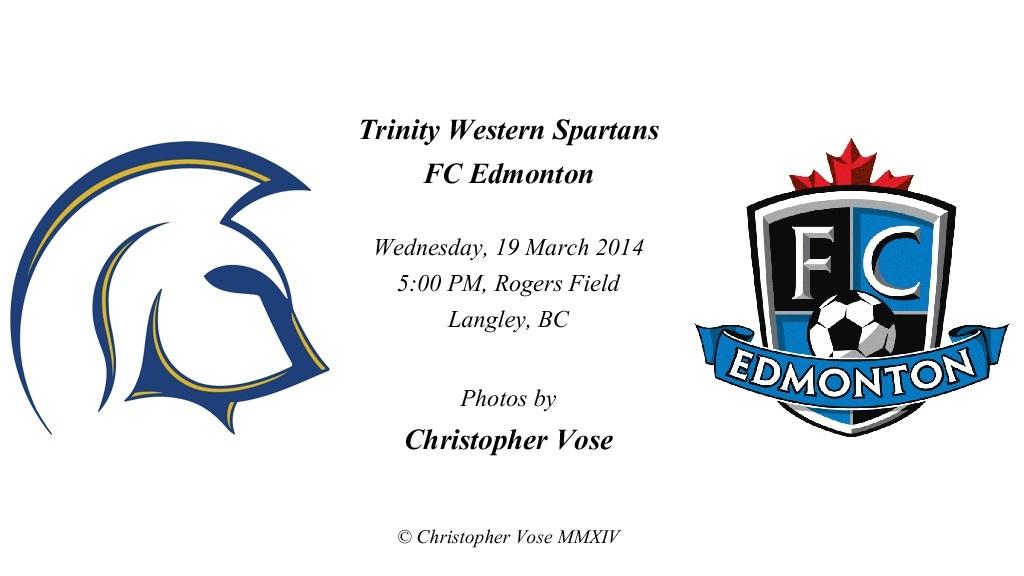 Friendly; Trinity Western Spartans.jpg