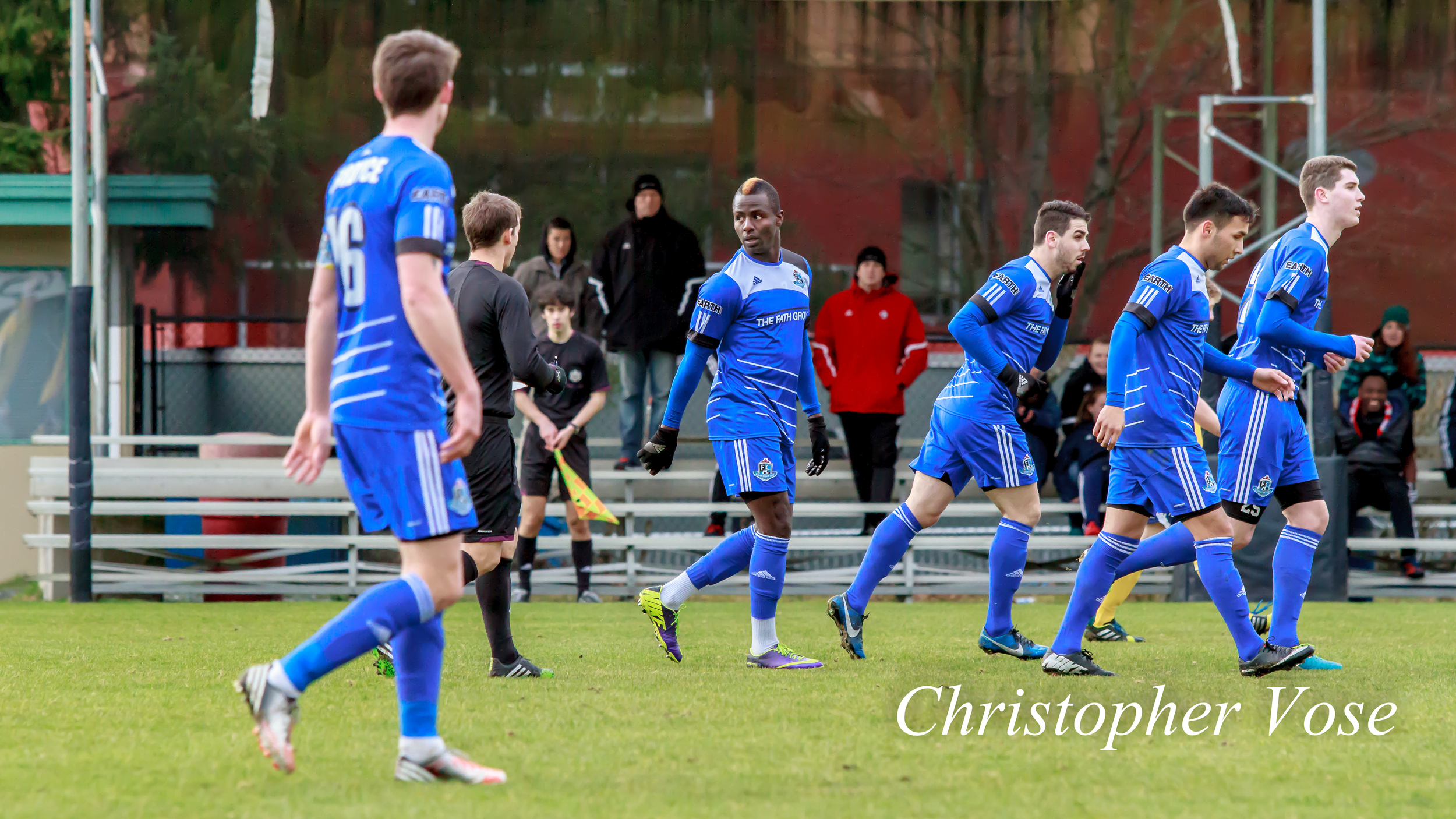 2014-03-19 Horace James Goal Celebration.jpg