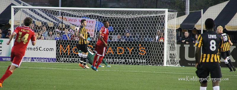 2014-03-29 George Davis' First Goal.jpg