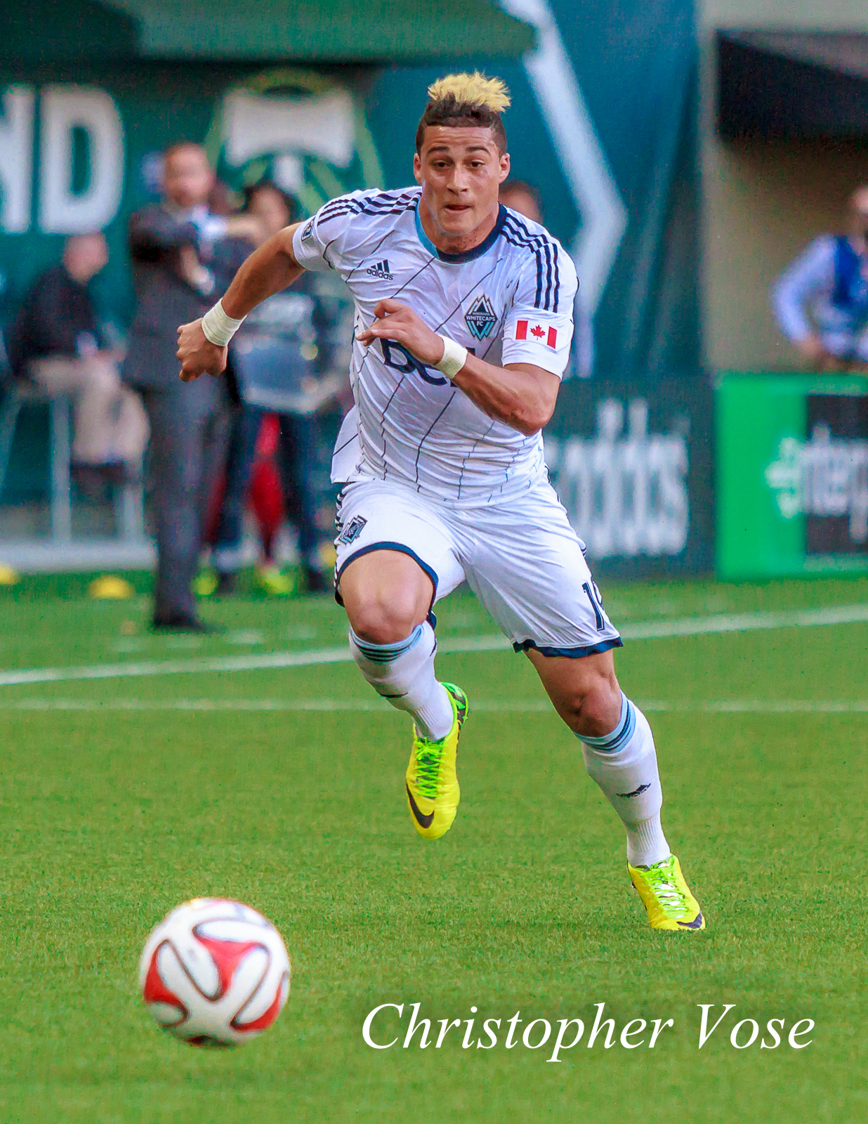 Erik Hurtado scored his fourth goal in four matches. Will he make it five for five against the Union?