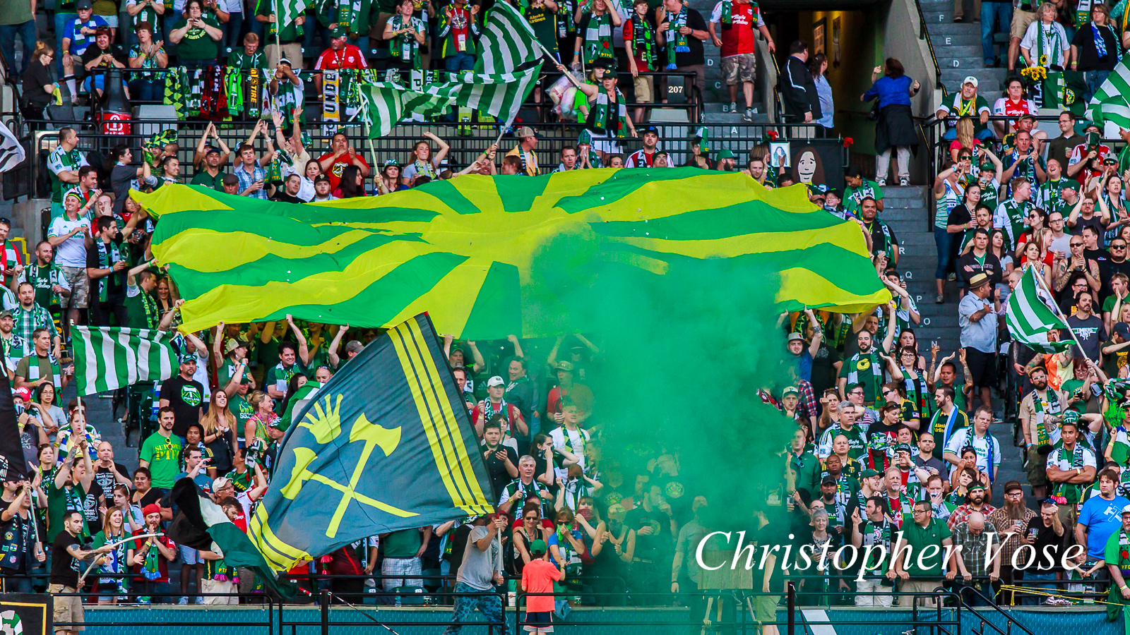 2014-06-01 Timbers Army Goal Reaction (Fernandez).jpg