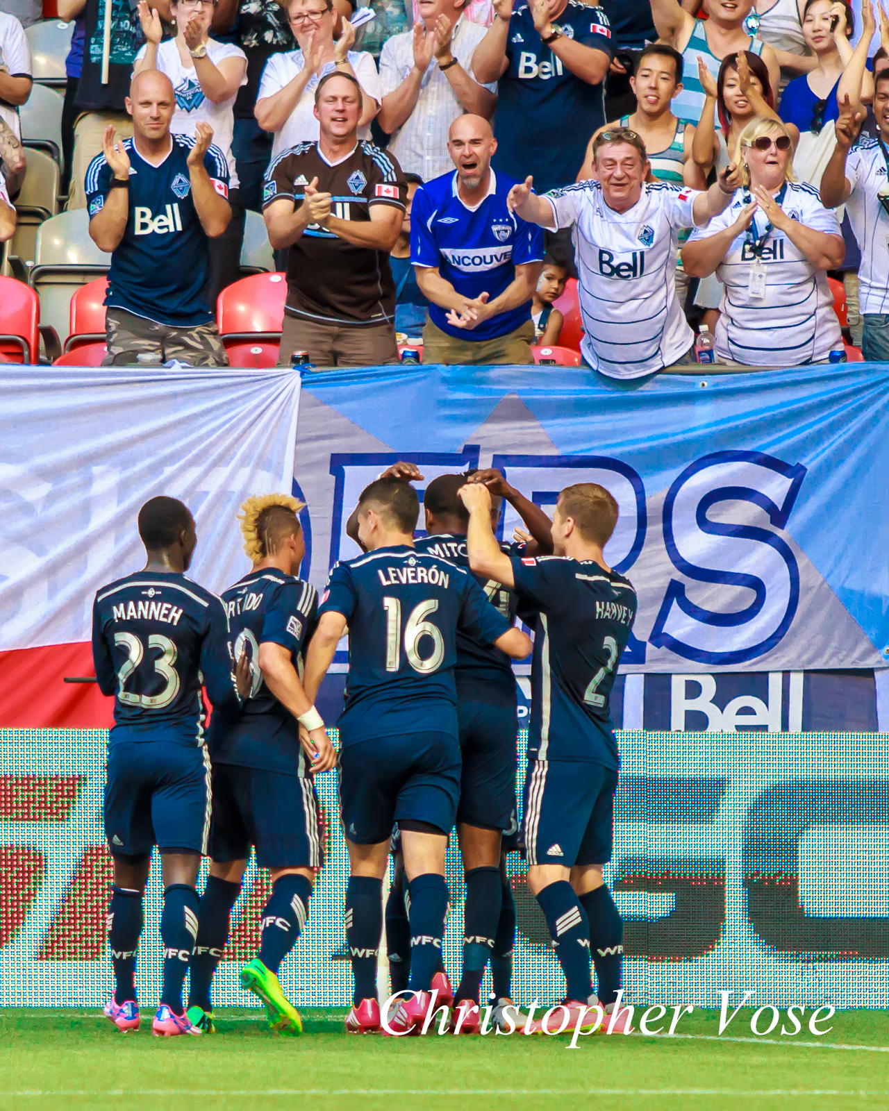 2014-07-12 Carlyle Mitchell Goal Celebration 2.jpg