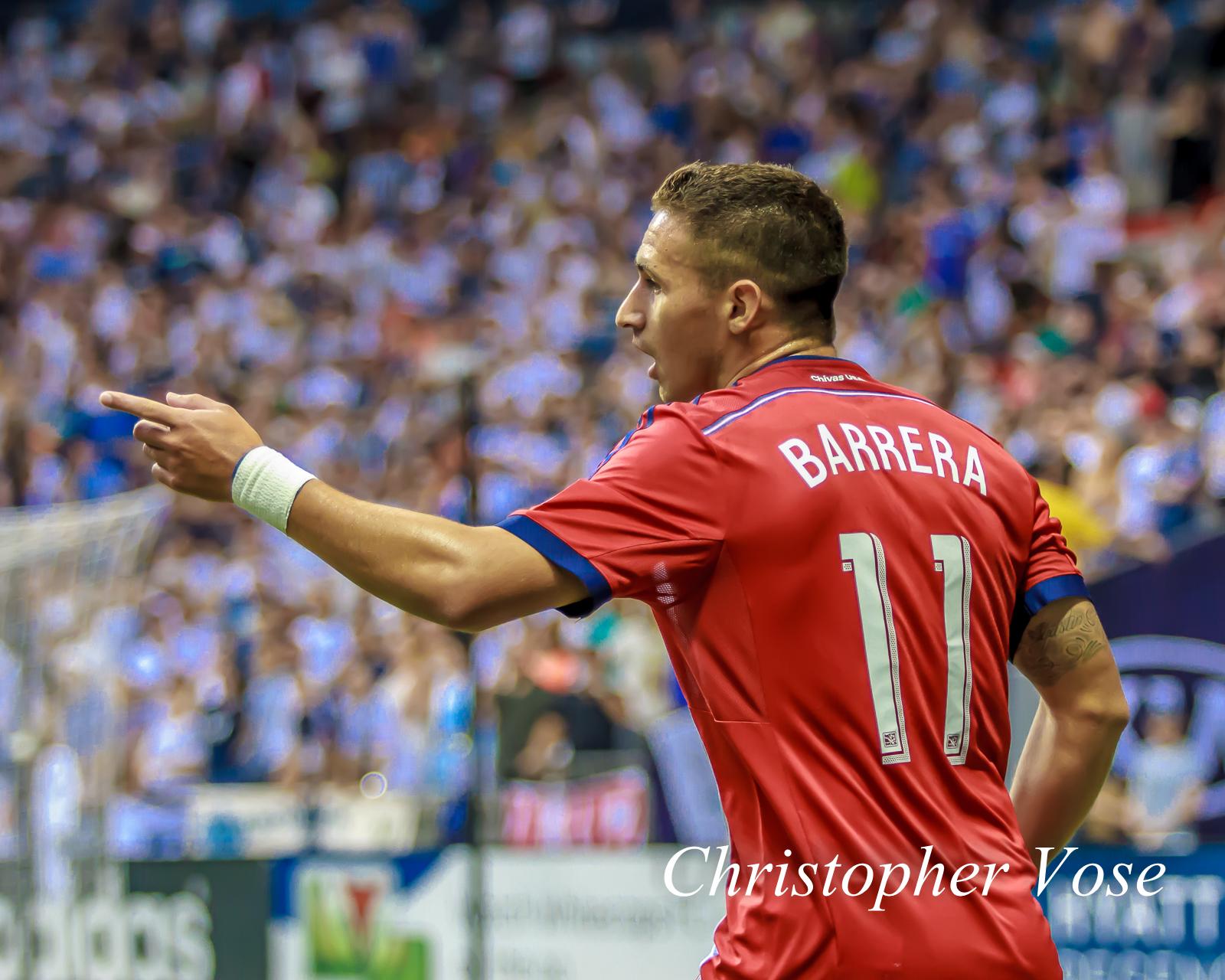 2014-07-12 Leandro Barrera Goal Celebration 1.jpg