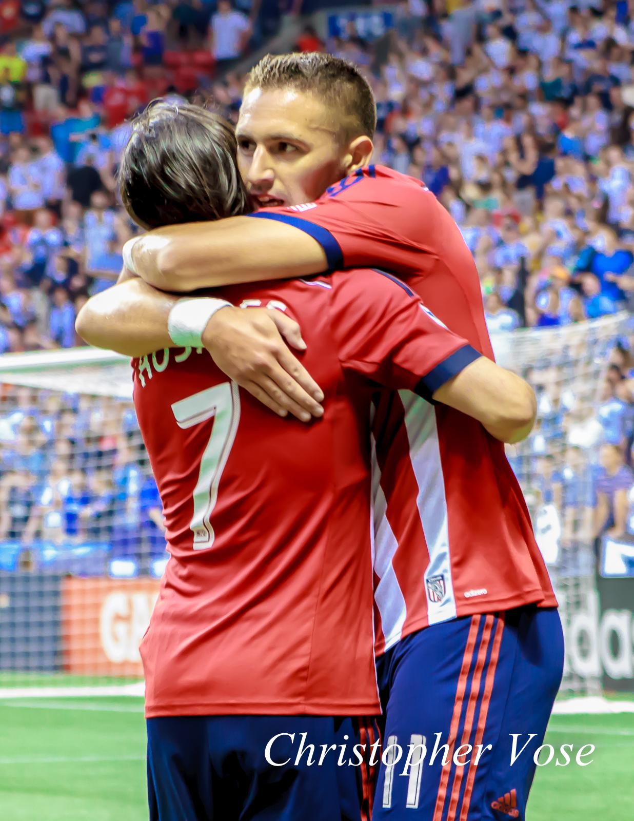 2014-07-12 Leandro Barrera Goal Celebration 2.jpg
