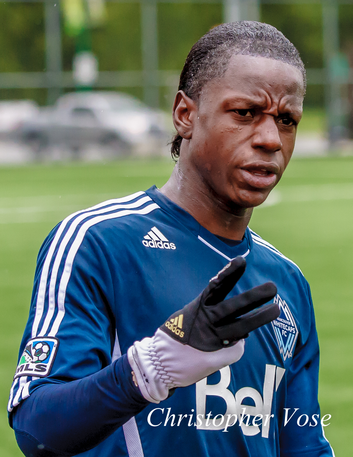 Darren Mattocks always knew he'd score three goals this season, even back in 2012 when he was training at the Burnaby Lake Complex.