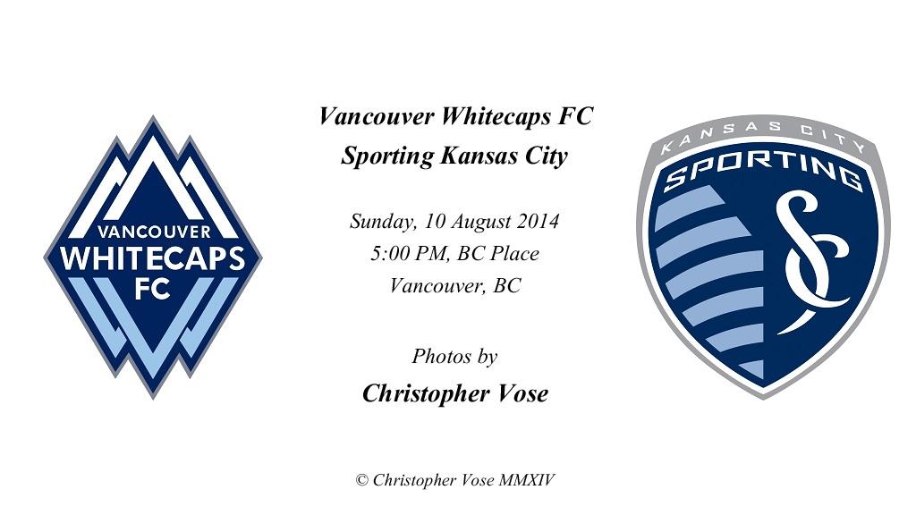 2014-08-10 Round 22; Vancouver Whitecaps FC v Sporting Kansas City.jpg