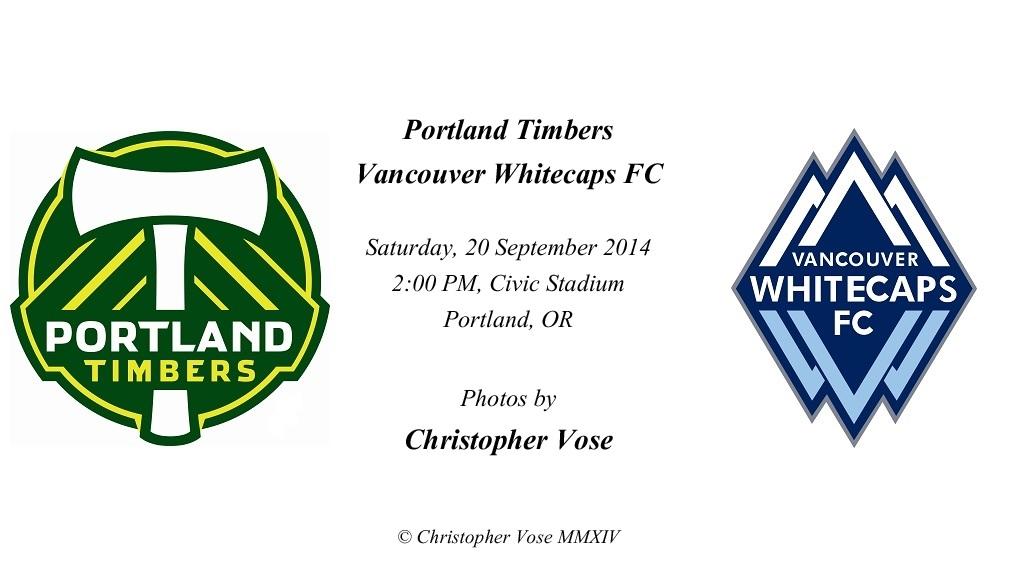 2014-09-20 Round 29; Portland Timbers v Vancouver Whitecaps FC.jpg