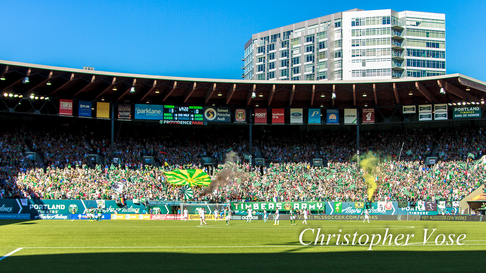 2014-09-20 Timbers Army Goal Reaction (Adi's Second).jpg