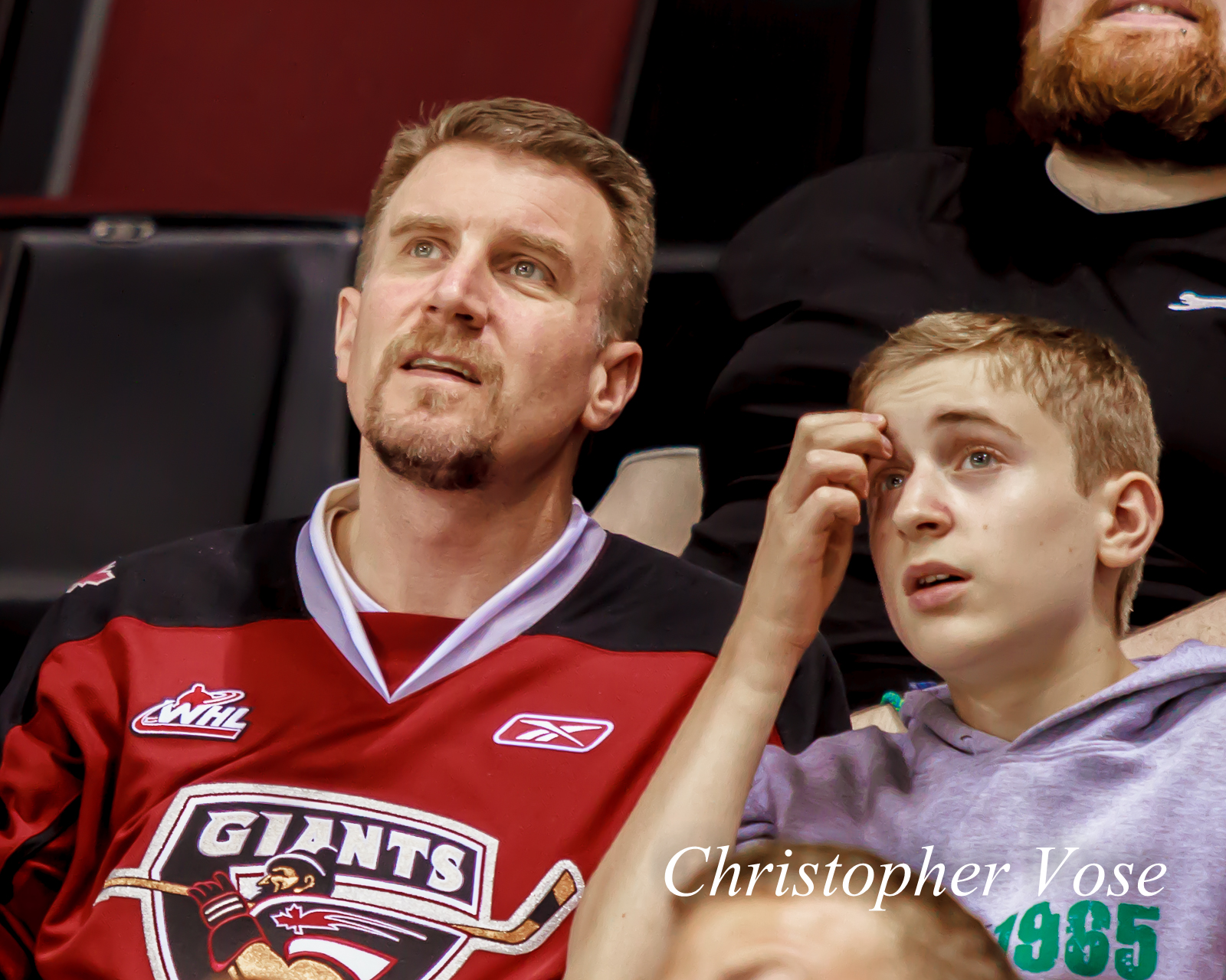 2014-09-26 Vancouver Giants Supporters 1.jpg