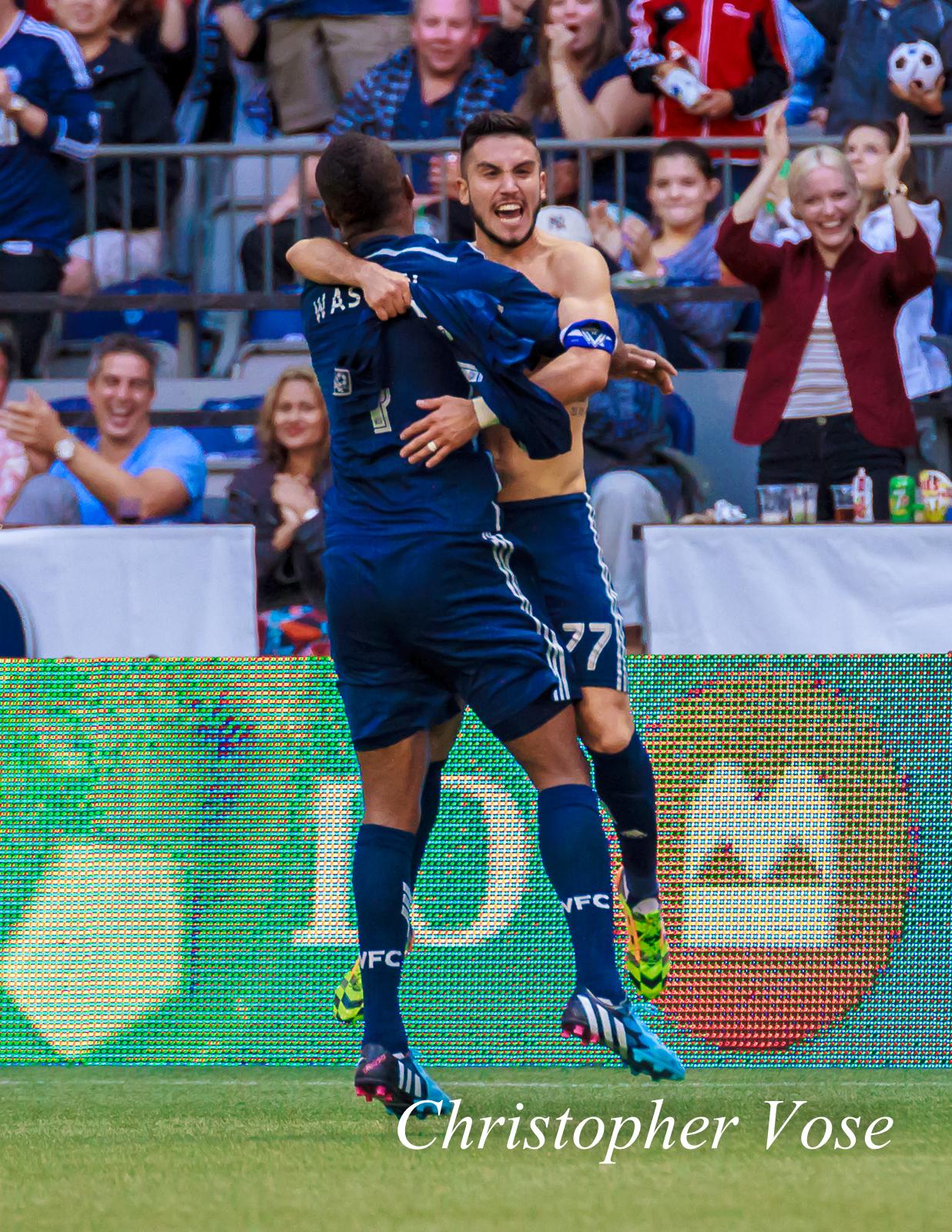 2014-09-27 Pedro Morales Second Goal Celebration.jpg