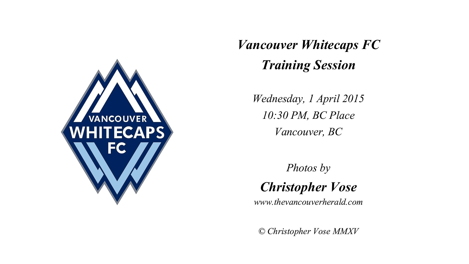 2015-04-01 Vancouver Whitecaps FC Training Session.jpg
