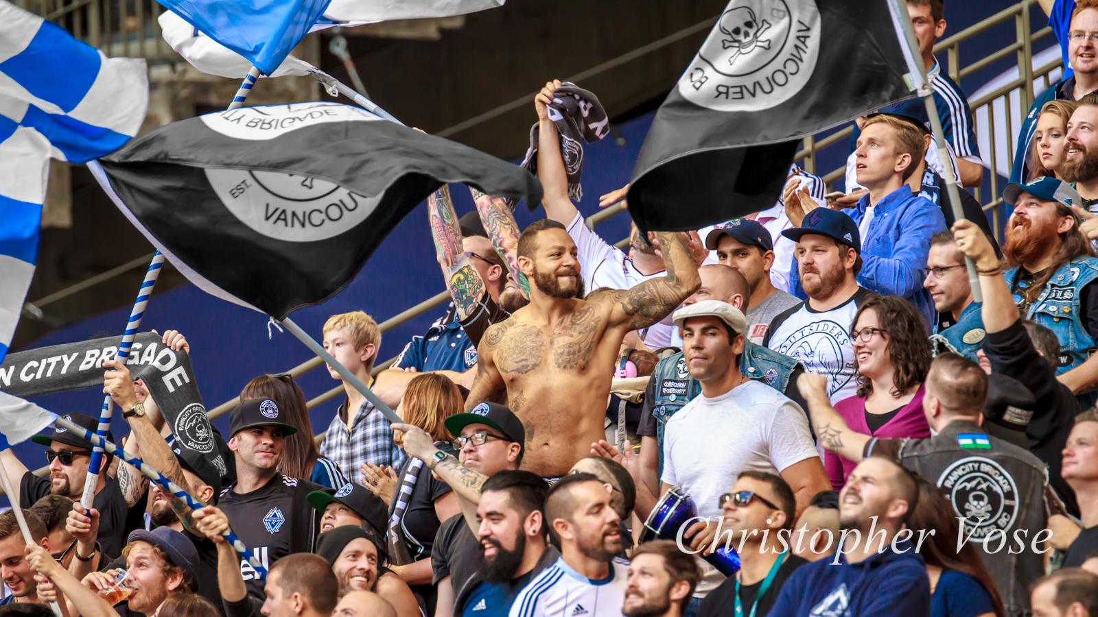 2015-07-26 Rain City Brigade Goal Reaction (Waston).jpg