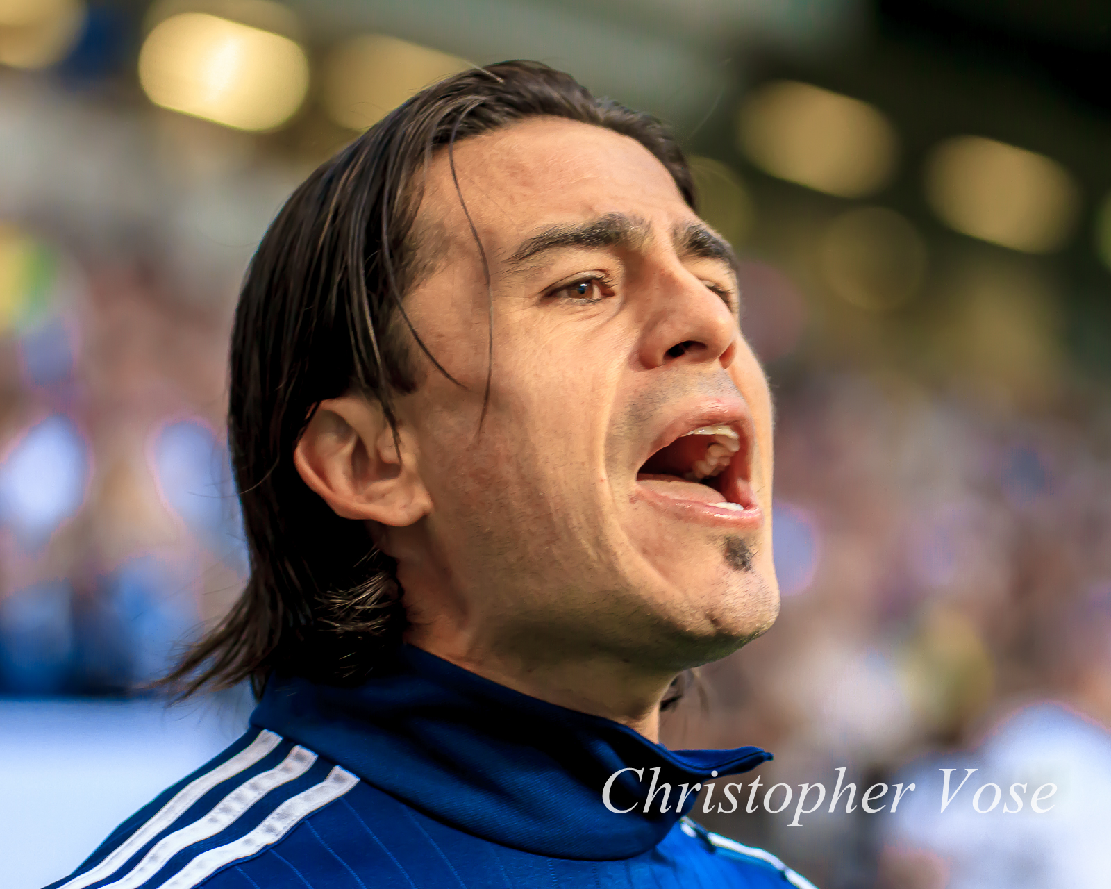 2015-08-22 Mauro Rosales Goal Reaction (Techera).jpg