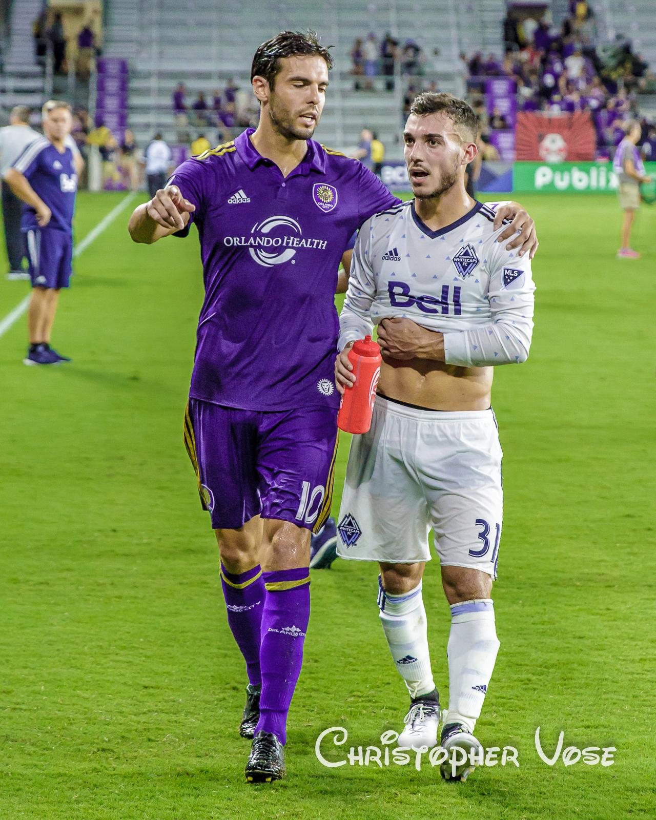2017-08-26 Kaká and Russell Teibert.jpg