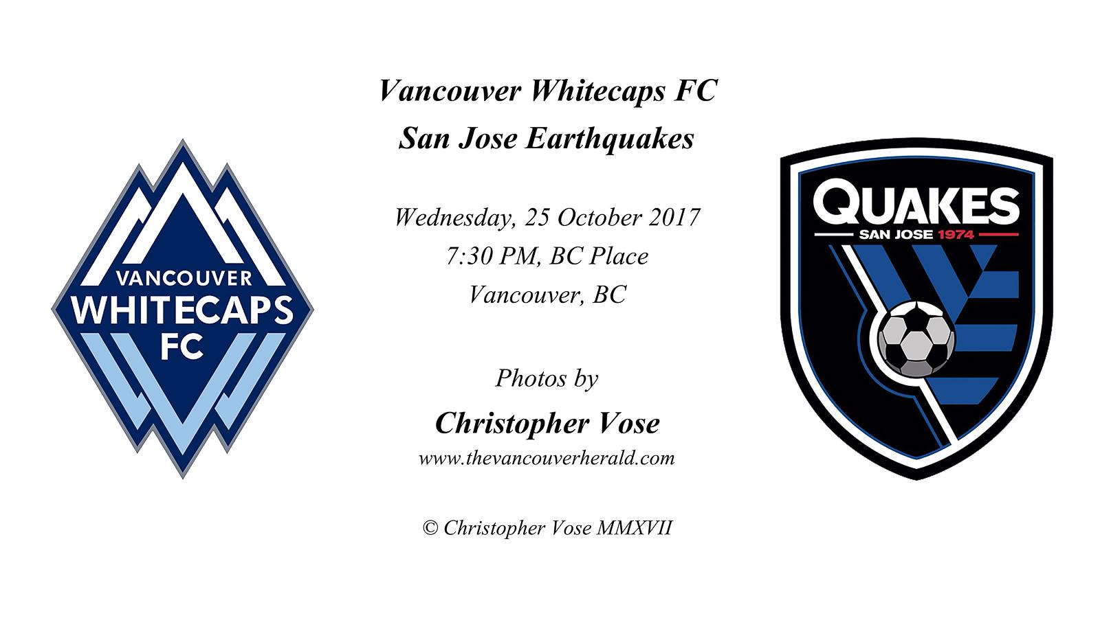 2017-10-25 Vancouver Whitecaps FC v San Jose Earthquakes.jpg