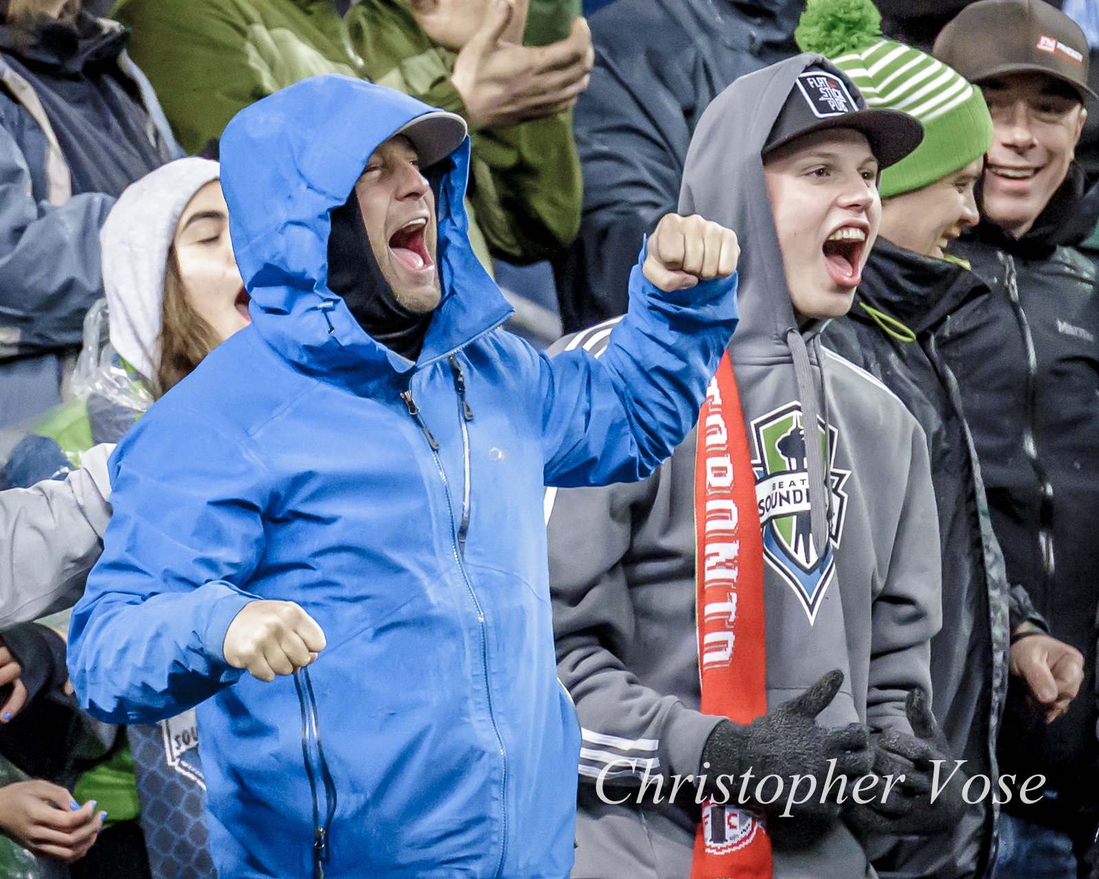 2017-11-02 Emerald City Supporters Goal Reaction (Dempsey's First).jpg