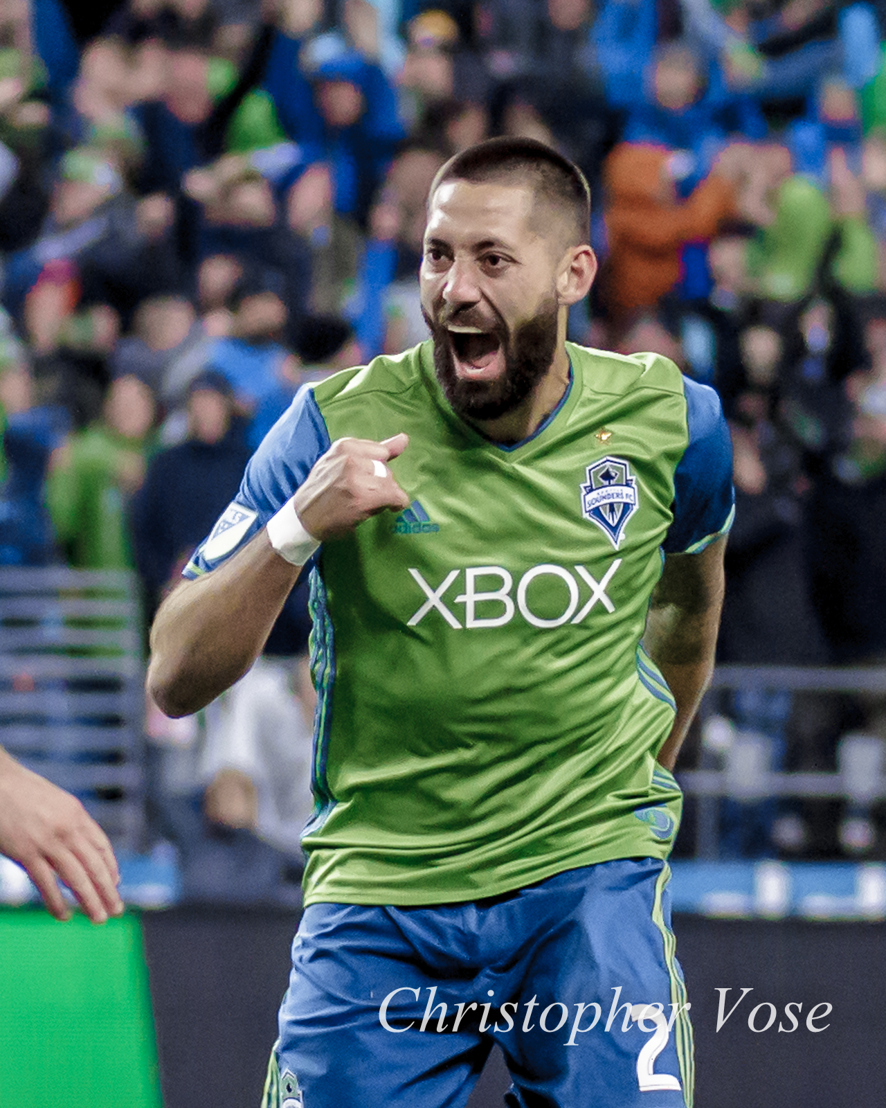 2017-11-02 Clint Dempsey's First Goal Celebration.jpg