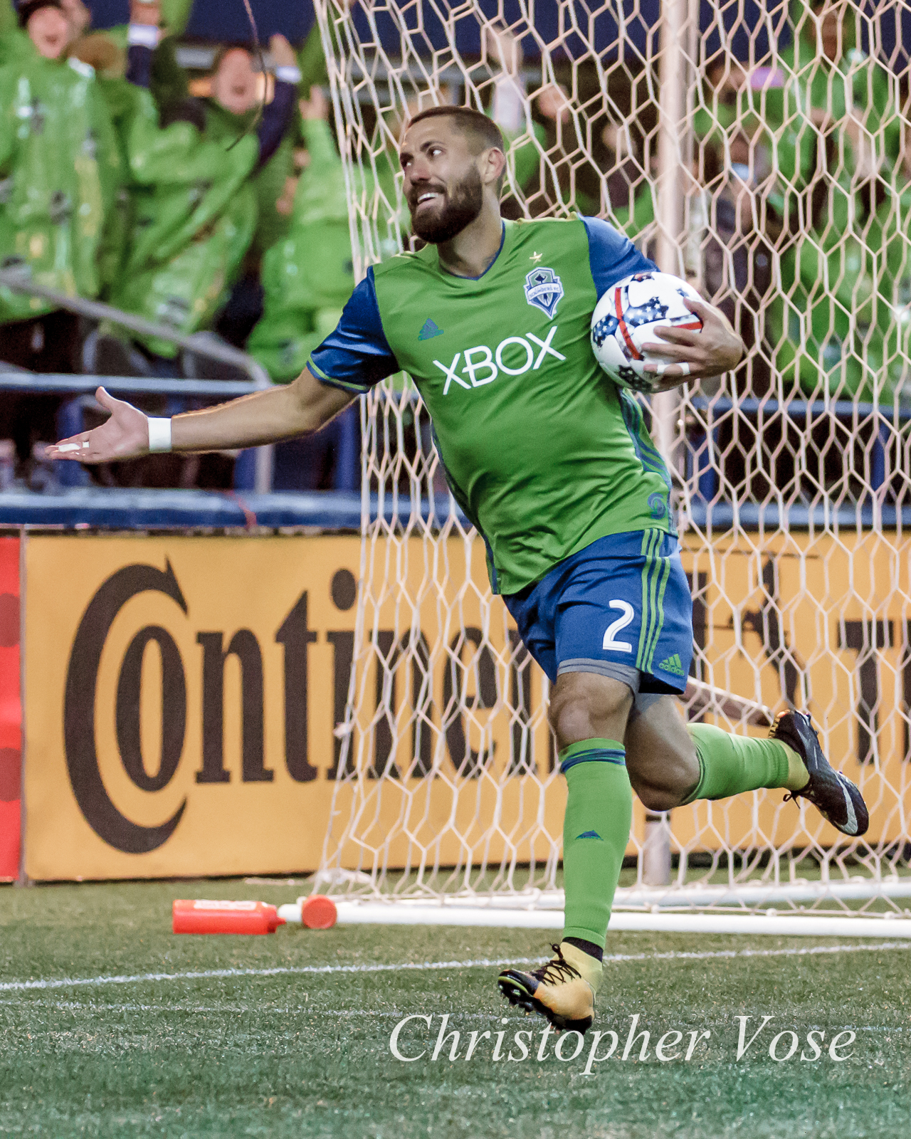 2017-11-02 Clint Dempsey's Second Goal Celebration 1.jpg